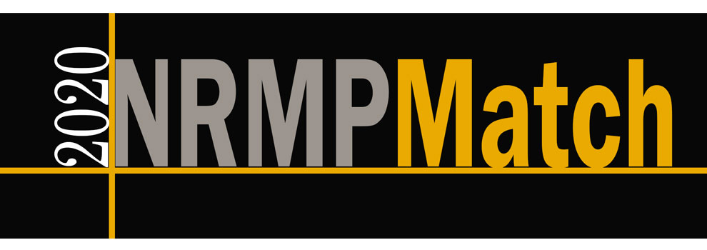 2020 NRMP Match