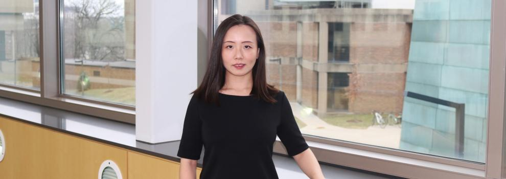 Jennie Liu portrait