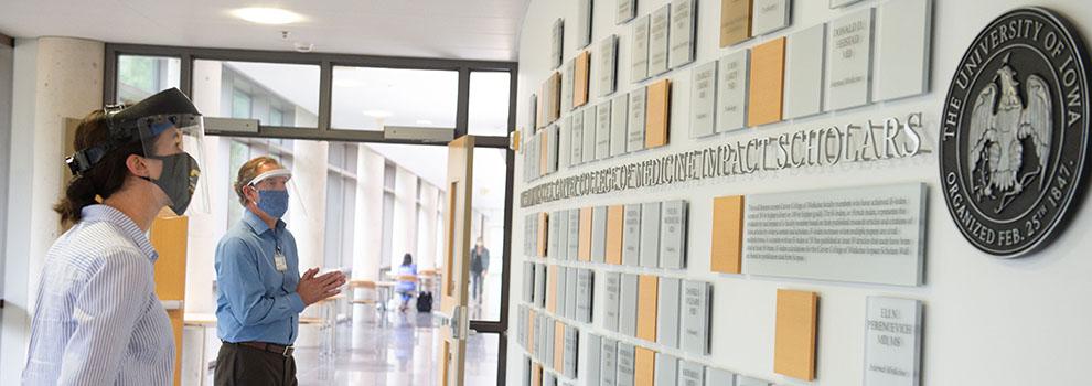 Scholars Wall 2020
