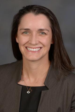 Erin Shriver, portrait