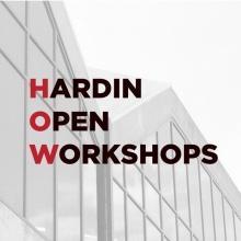 Hardin Open Workshops - Images in the Health Sciences  promotional image