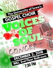 Voices of Soul Winter Concert! promotional image