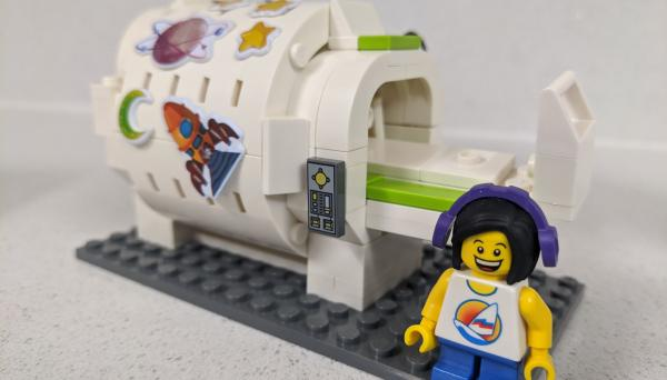 Lego scanner assistant