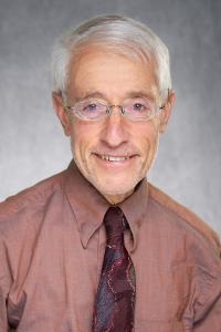 Stanley Perlman, portrait