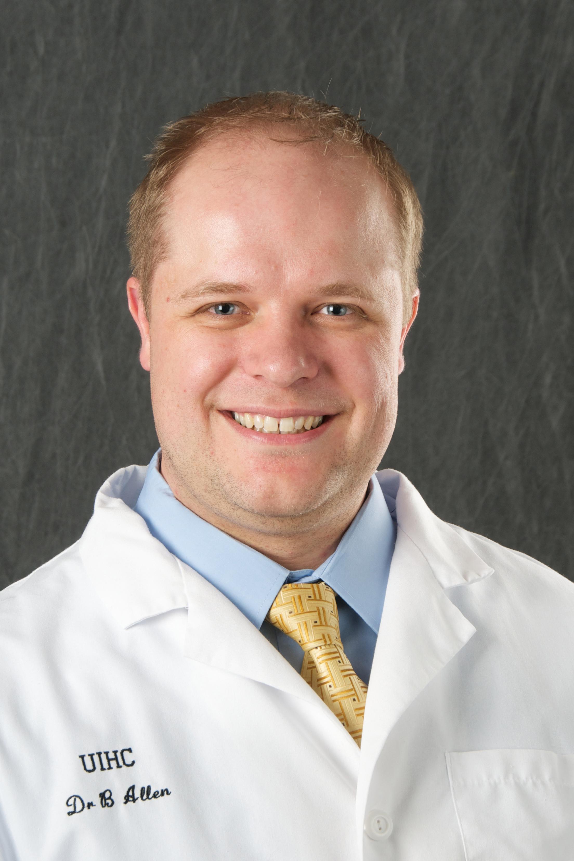 Bryan Allen, MD, PhD