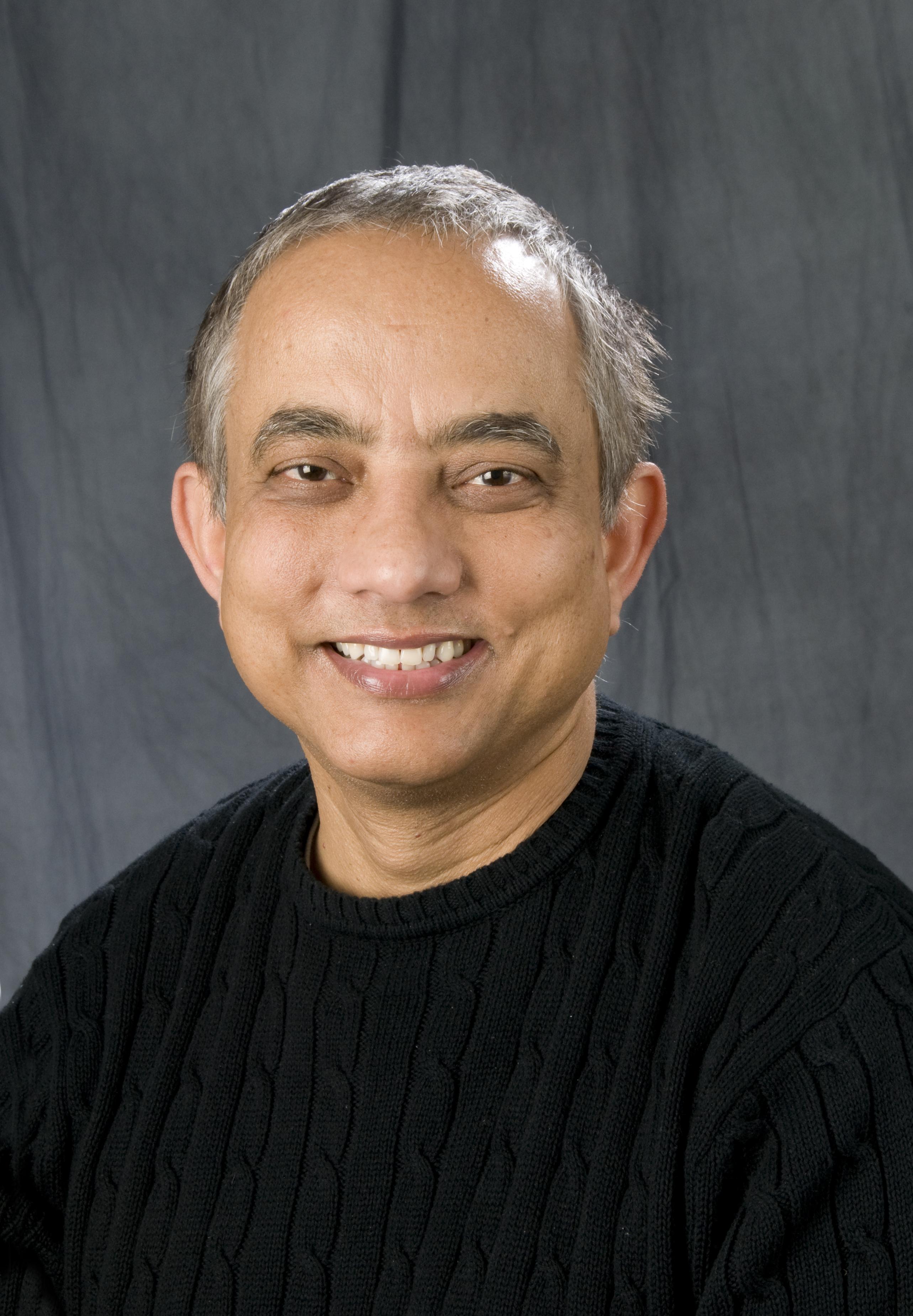 Prabhat Goswami portrait