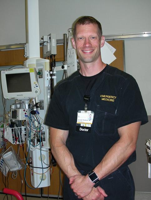 Jon Van Heukelom, MD