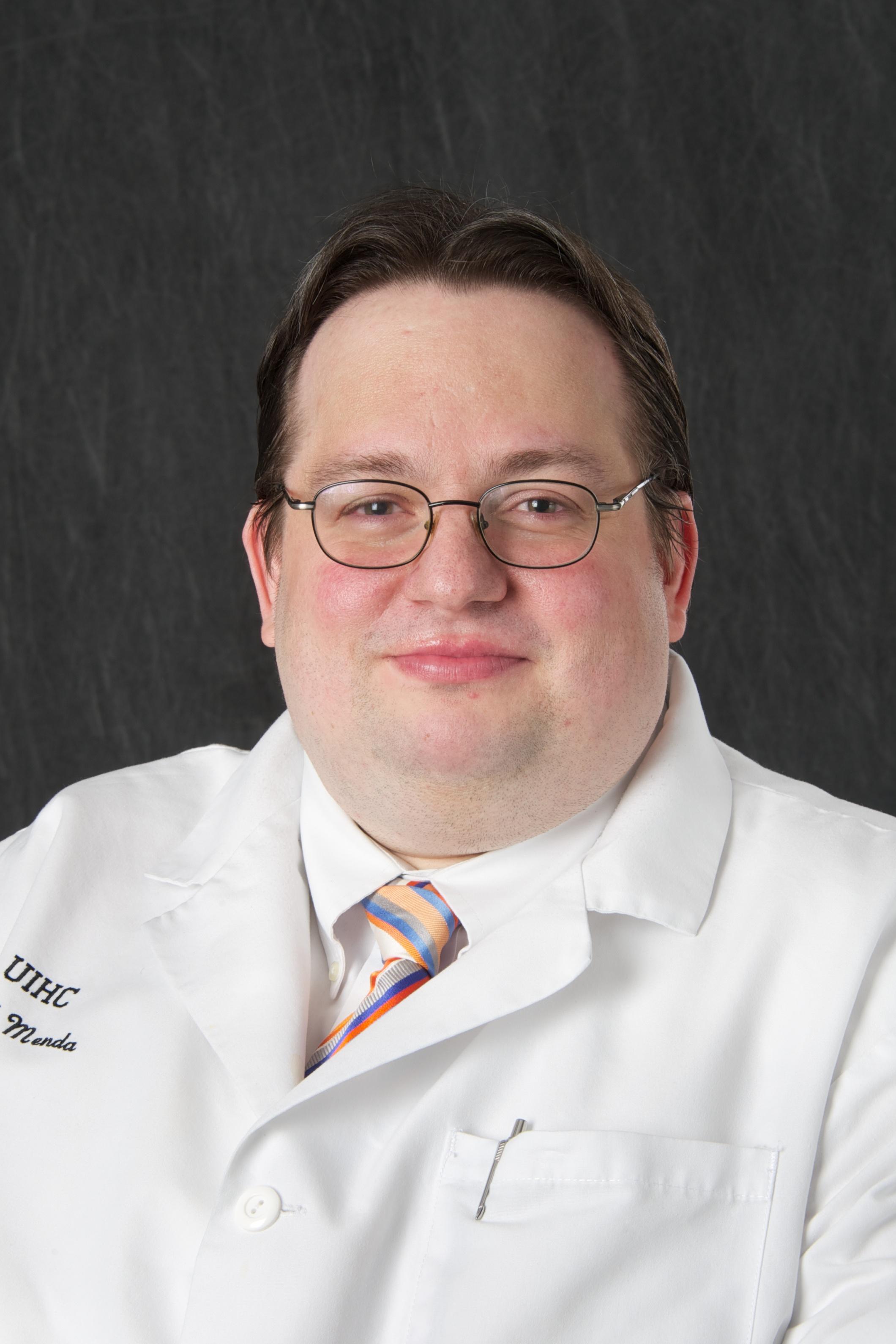 Yusuf Menda, MD
