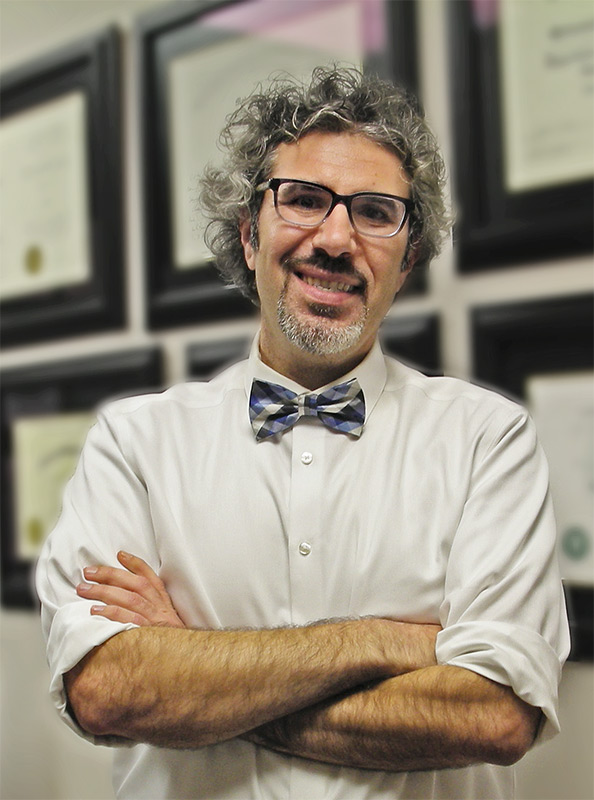 Mohamad Mokadem portrait