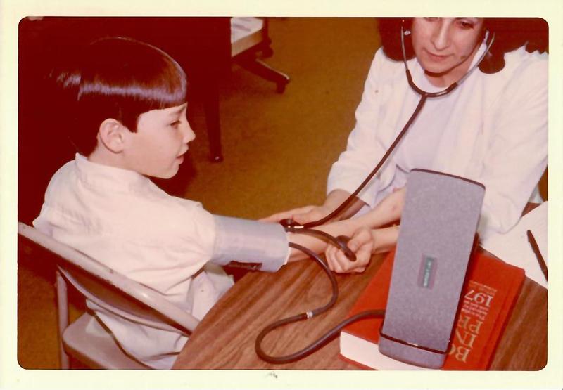 Muscatine heart study, February 1977 boy