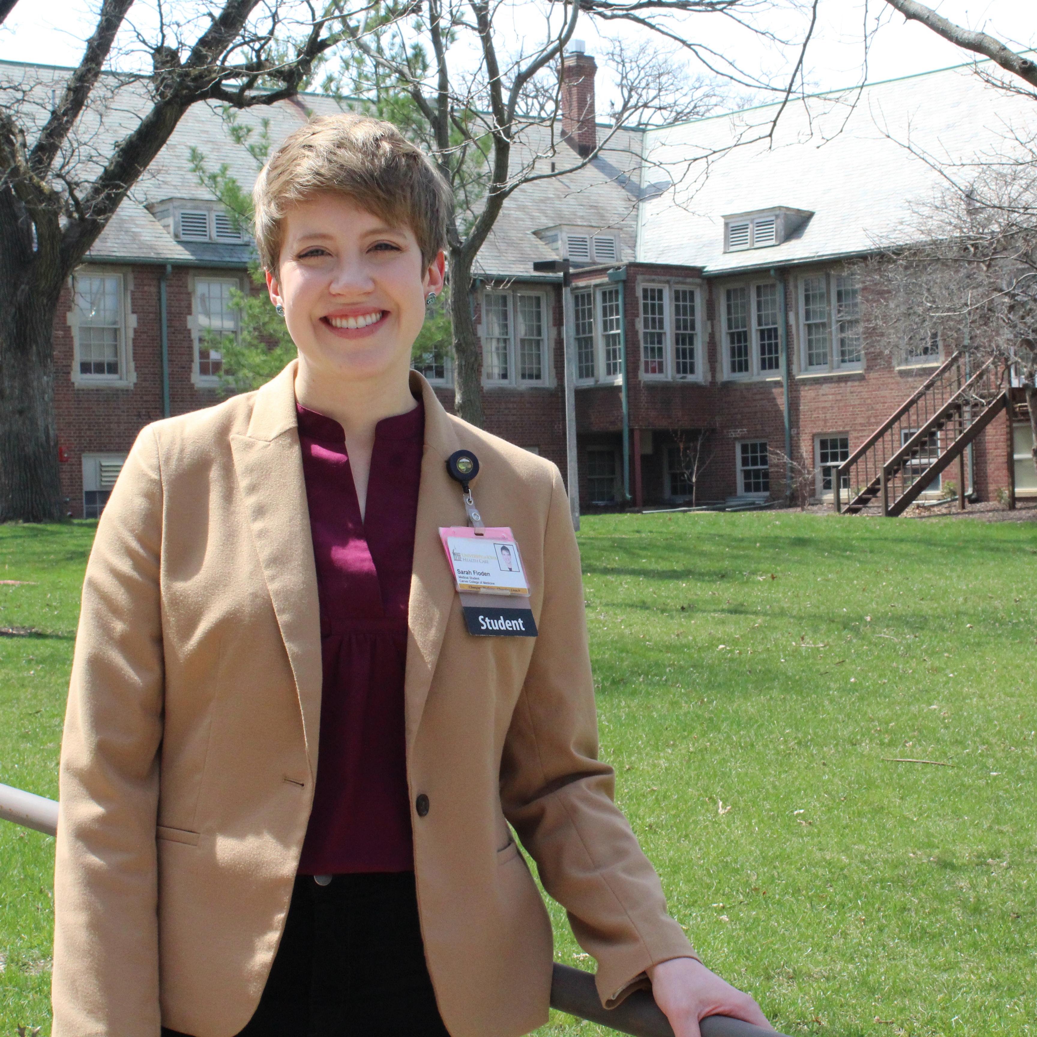 Sarah Floden