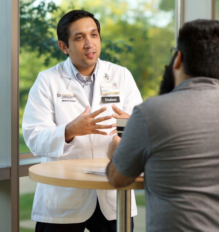 Roger Sur, medical student