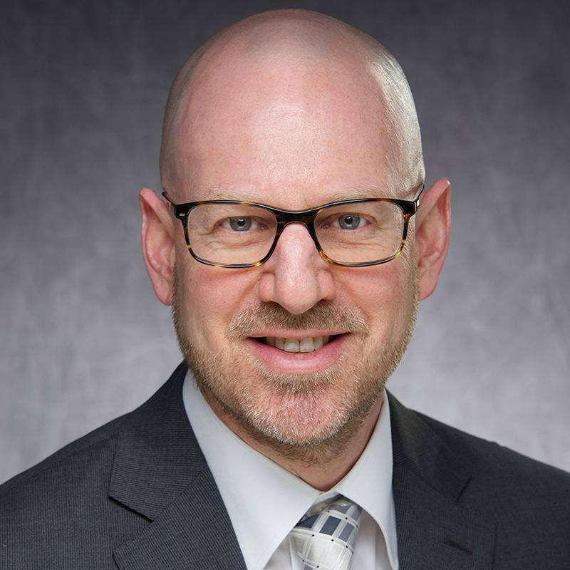 Charles Brenner portrait