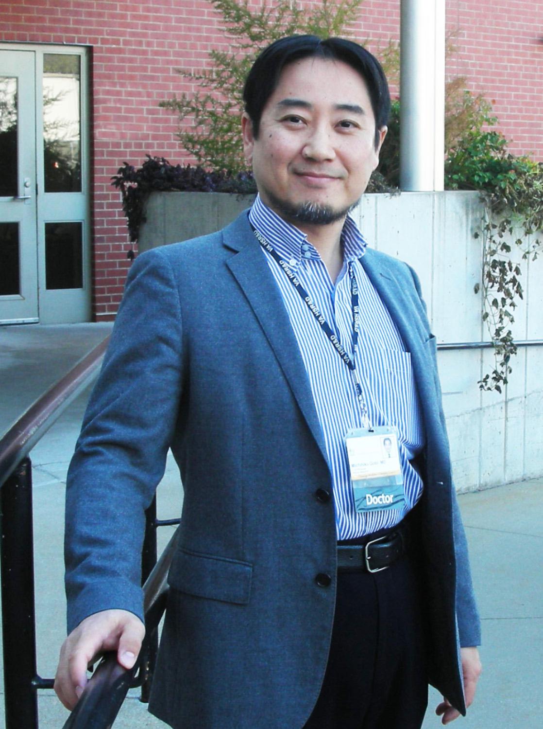 Michihiko Goto, MD, MSCI
