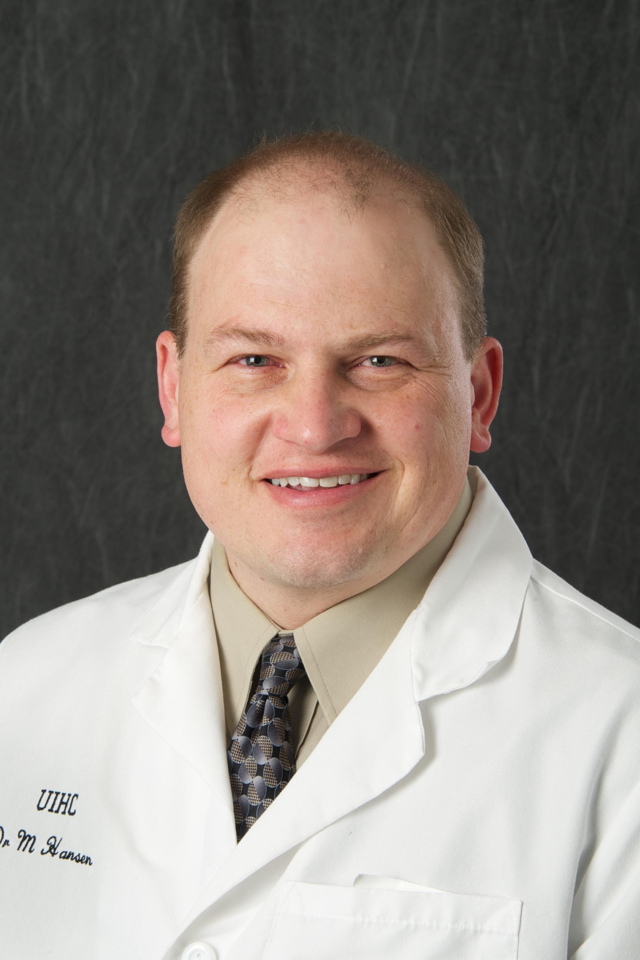 Marlan Hansen, MD