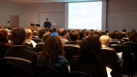 Pre-grad conference