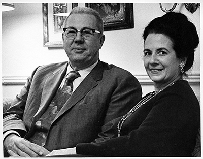 Roy J. and Lucille A. Carver