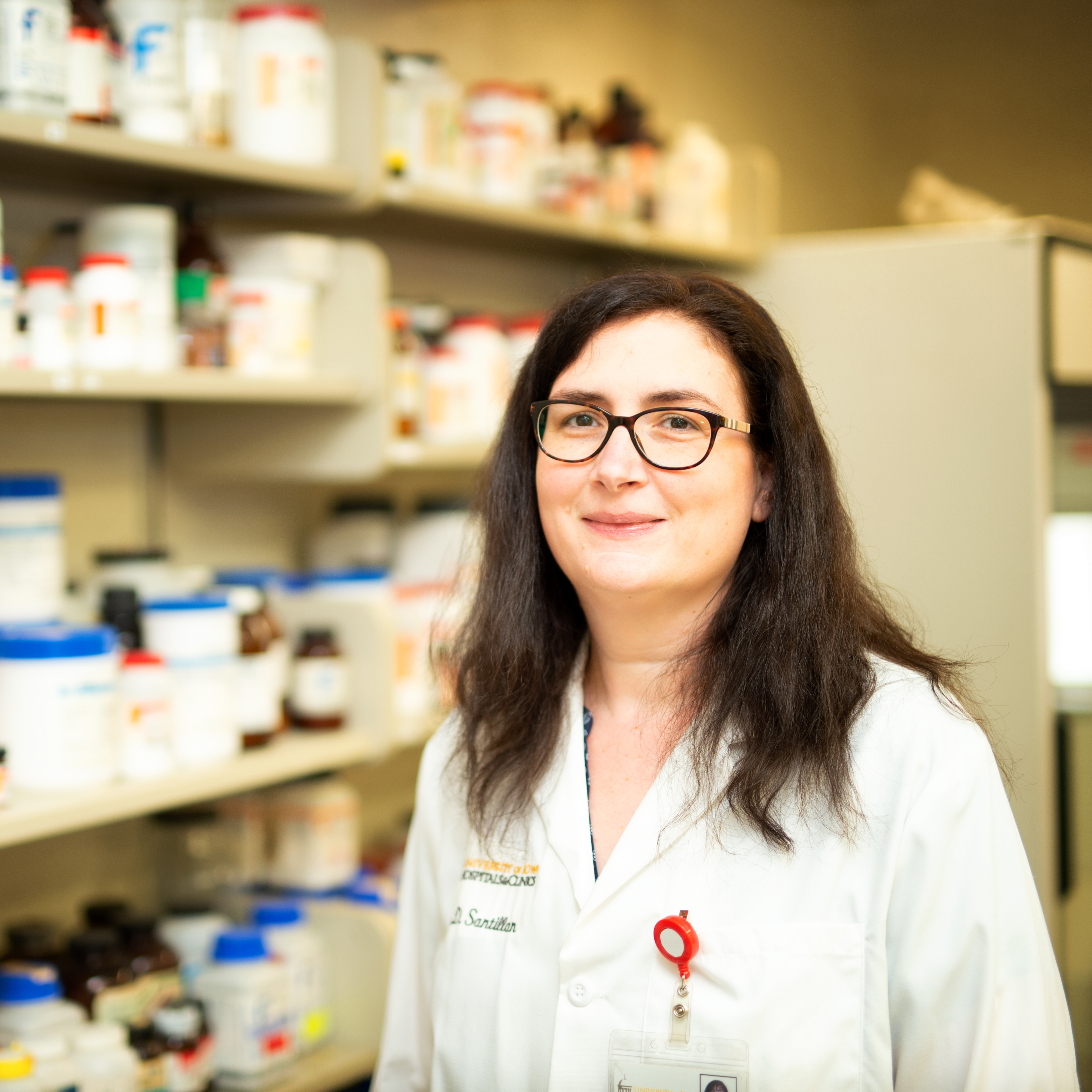 Donna Santillan, PhD