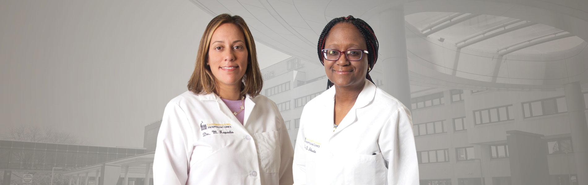 Drs. Skeet and Kapadia
