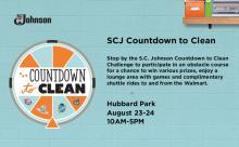 SC Johnson Countdown to Clean Challenge