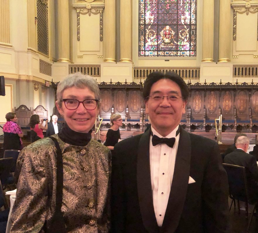 Scott-Conner and Hoshi inducted into ACS Academy of Master