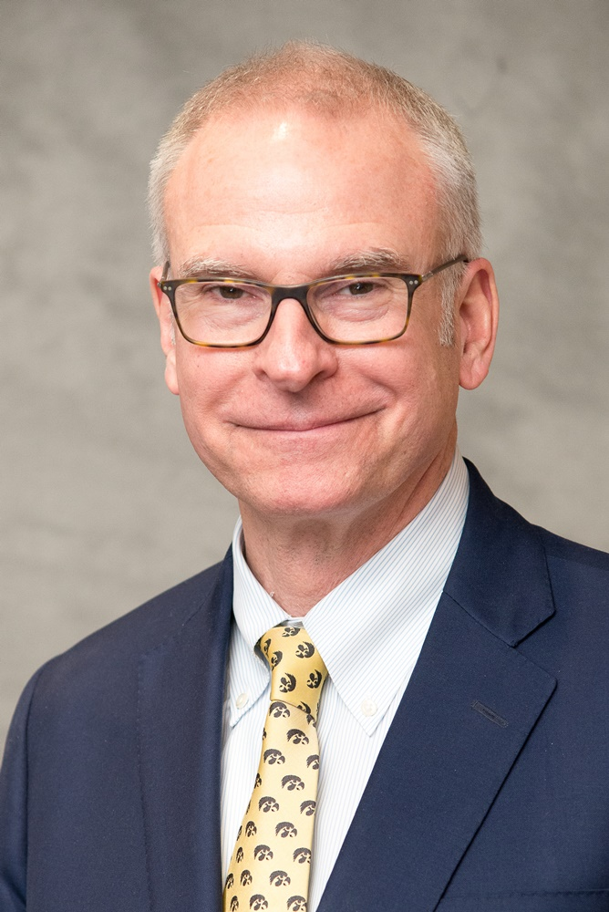 Ron Weigel, MD, PhD, MBA